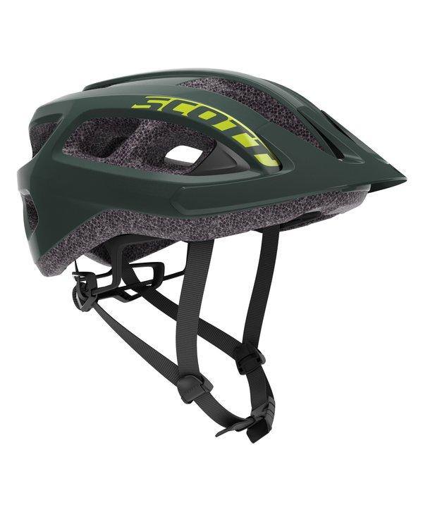 SCO Helmet Supra (CE) smoked green 1size