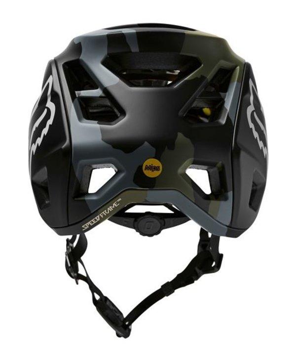 Speedframe Pro Helmet Green Camo L