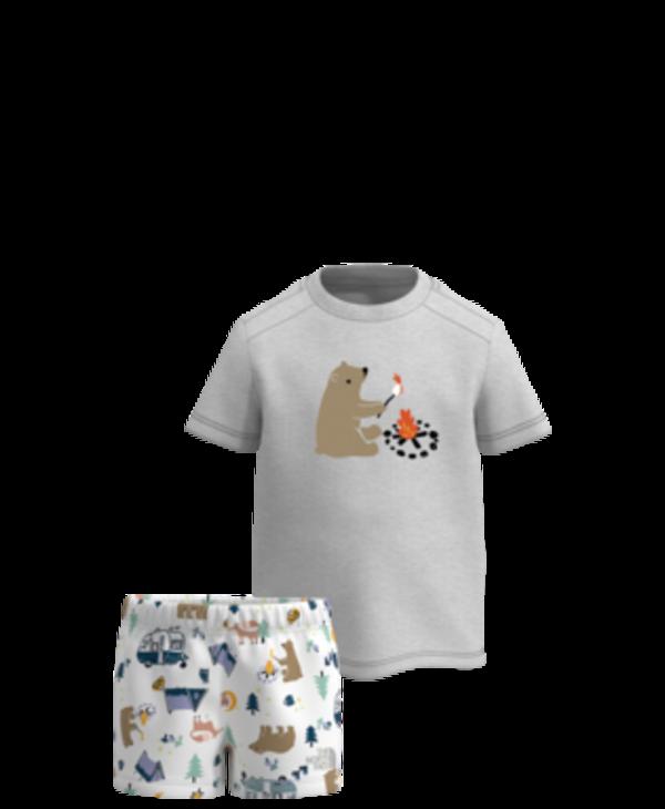 Infant Cotton Summer Set