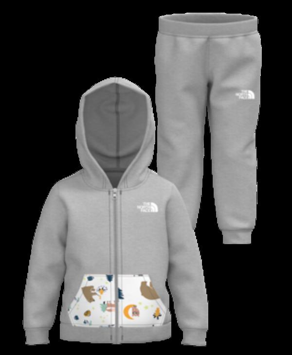 Toddler Camp Fleece Set