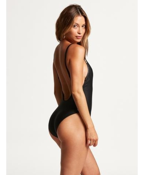 Simply Solid One Piece