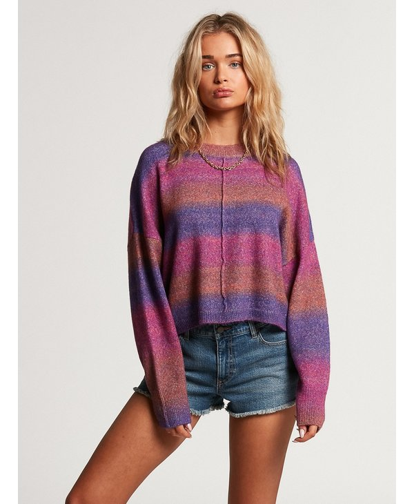 Neon Signs Sweater