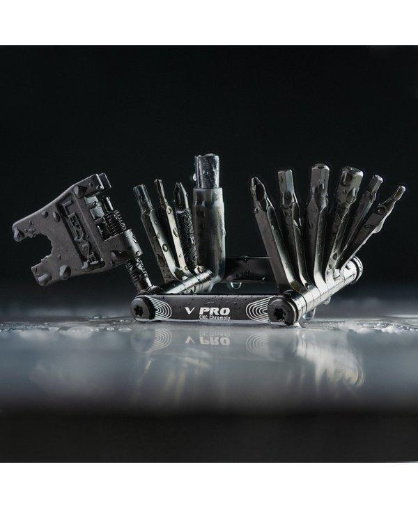 Lezyne, V Pro 17, Multi-Tools, Number of Tools: 17, Black