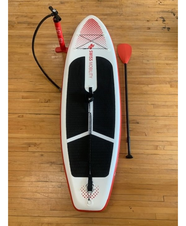 """8'8"""" Inflatable Paddleboard"""