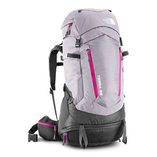 THE NORTH FACE W TERRA 55 Dapple Grey/pink m/l