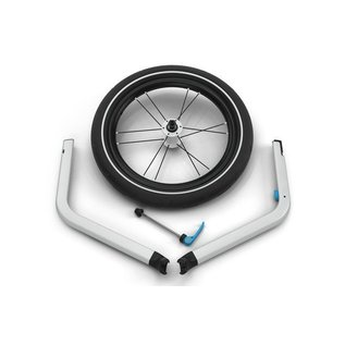 THULE Chariot Jog Kit 2 - Lite/Cross Black/Silver