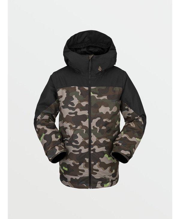 Yth Vernon Insulated Jacket