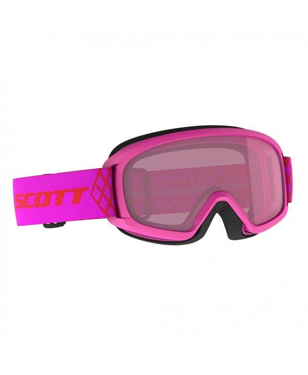 Goggle Jr Witty high viz pink enhancer