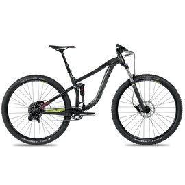 NORCO OPTIC A9.2 M CHARCOAL/RED/YEL CHARCOAL/RED/YELLOW