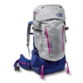 THE NORTH FACE W TERRA 55 HIGH RISE GREY/SODALITE BLUE