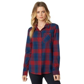 FOX CANADA Fox Kick-It L/S Flannel