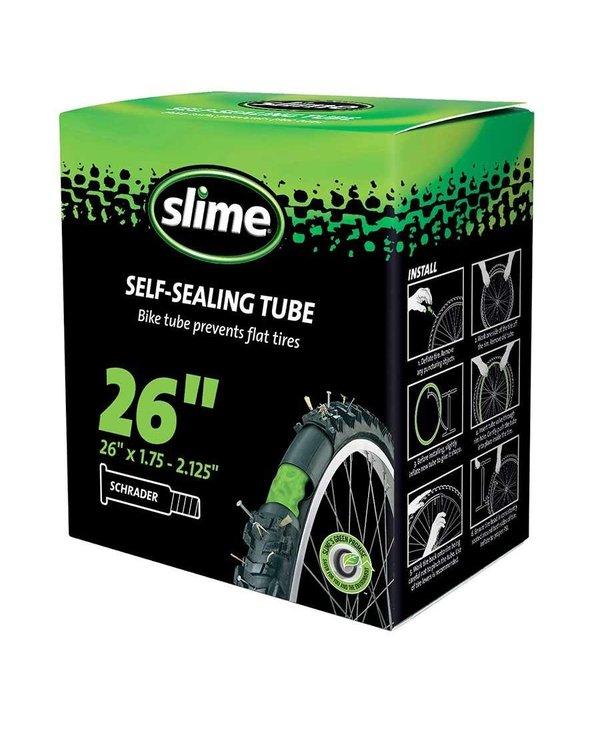Slime, Smart, Inner Tube, 26x1.75-2.125, Schrader