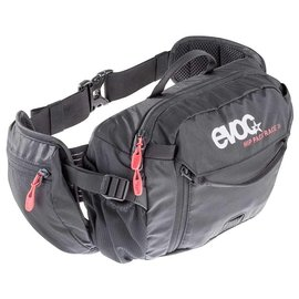 EVOC EVC, Hip Pack Race, 3L with 1.5L reservir, Black
