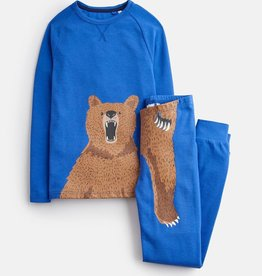 Joules Joules Bear PJ Set