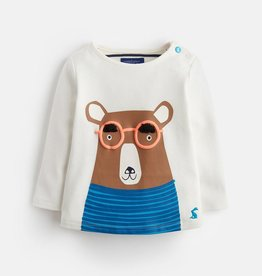 Joules Joules Bear Applique Top