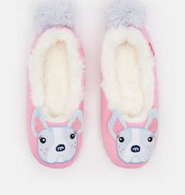 Joules Joules Bulldog Dreama Slipper