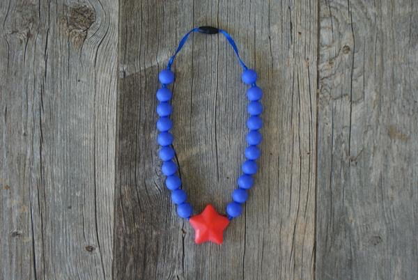 Summer Lulu Summer Lulu Kids Star Necklace *more colors*