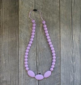 Summer Lulu Summer Lulu Kellie Teething Necklace *more colors*