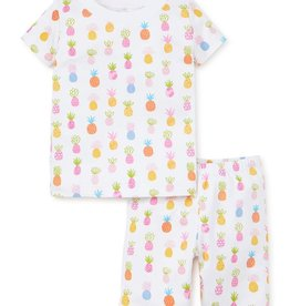 kissy kissy Kissy Kissy Pineapples Printed Short Pajama Set