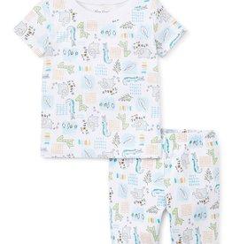 kissy kissy Kissy Kissy In The Jungle Printed Short Pajama Set