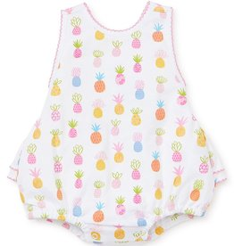 kissy kissy Kissy Kissy Pineapples Printed Bubble