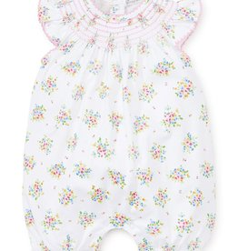 kissy kissy Kissy Kissy Petite Pansies Printed Sleeveless Playsuit