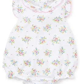 kissy kissy Kissy Kissy Petite Pansies Printed Bubble