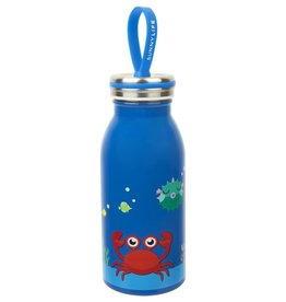 Sunny Life Sunny Life Kids Crab Water Bottle