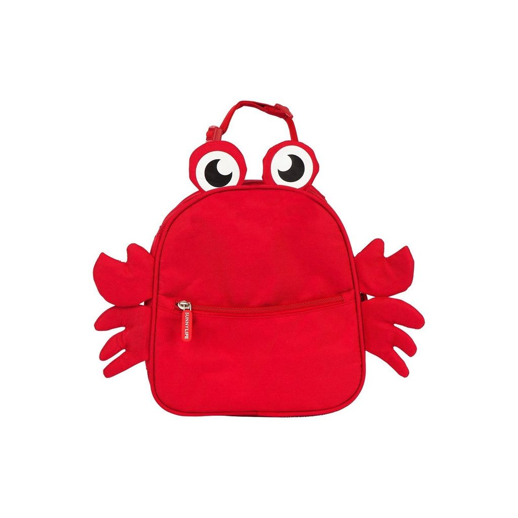Sunny Life Sunny Life Kids Crab Lunch Bag