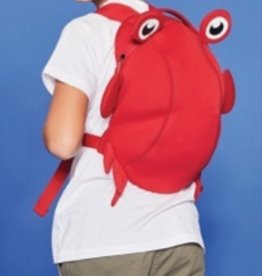 Sunny Life Sunny Life Kids Neoprene Crab Back Pack
