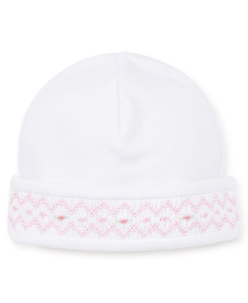 kissy kissy Kissy Kissy CLB Hand Smocked Hat