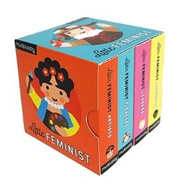 Chronicle Books Little Feminist Board Book Set