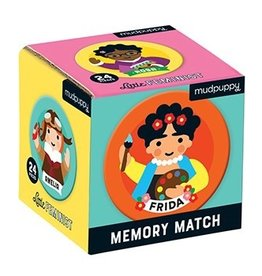 Chronicle Books Little Feminist Mini Memory Match Game