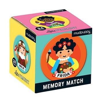 Chronicle Books Little Feminist Mini Memory Match Game