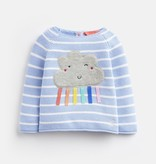 Joules Joules Cloud Intarsia Sweater