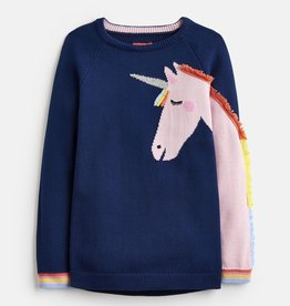 Joules Joules Gee Gee Unicorn Sweater