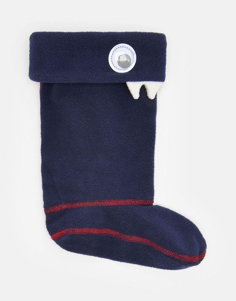 Joules Joules Smile Character Rain Boot Socks
