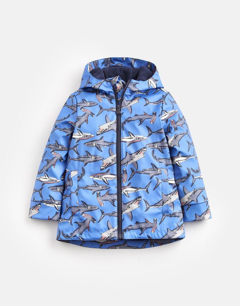 Joules Joules Skipper Sharks Raincoat