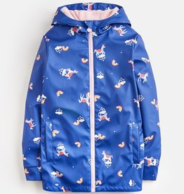 Joules Joules Unicorn Clouds Raincoat