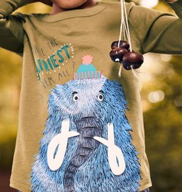 Joules Joules Mammoth Applique Top