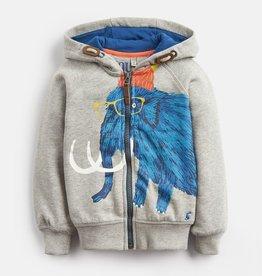 Joules Joules Mammoth Zip Hoodie