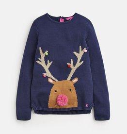 Joules Joules Reindeer Sweater