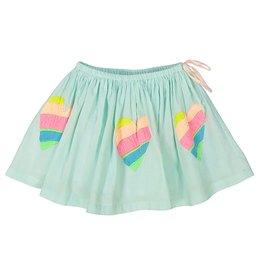 everbloom Everbloom Adeline Heart Skirt