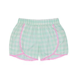 everbloom Everbloom Frankie Check Short