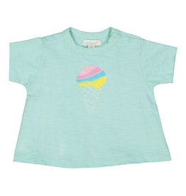 everbloom Everbloom Billy Tee with Rainbow Capri Set