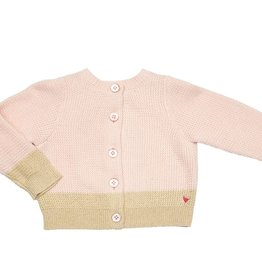 Pink Chicken Pink Chicken Baby Maude Colorblock Sweater