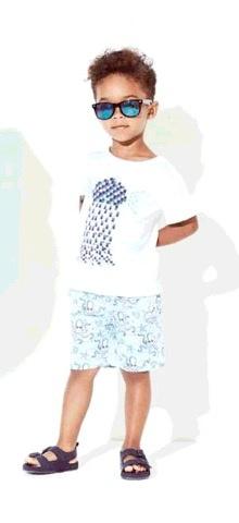 Egg Egg Drake Shorts