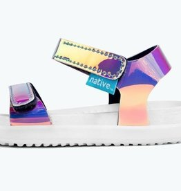 native Native Charley Hologram Sandal
