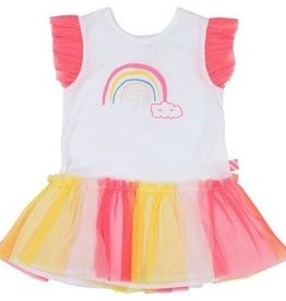 Billieblush Billieblush Rainbow Dress