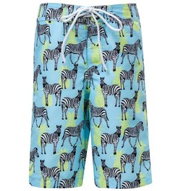 Snapper Rock Snapper Rock Zebra Crossing True Board Shorts